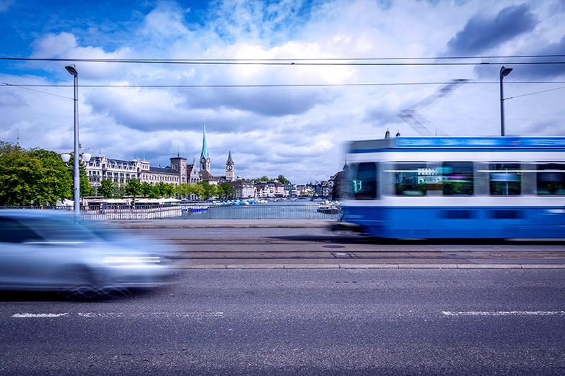 Verkehr Bild Startseite